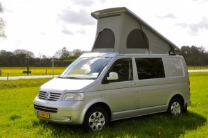hefdak camper VW T5 CustomCamp