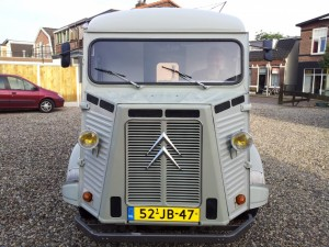 Citroen HY camper CustomCamp