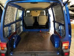 camper VW T4, hefdak VW T4