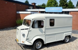 citroen HY camper, Tweetcamper, CustomCamp
