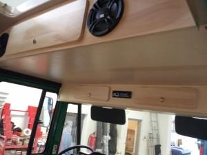 bus naar camper ombouwen
