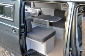 VT T5 zitplaatsen