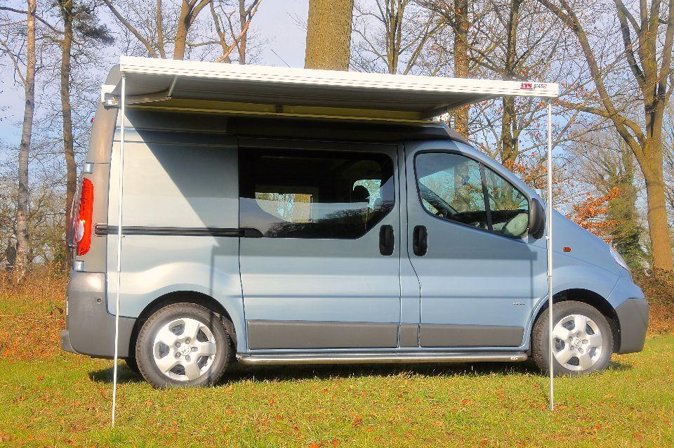 opel vivaro camper customcamp. Black Bedroom Furniture Sets. Home Design Ideas