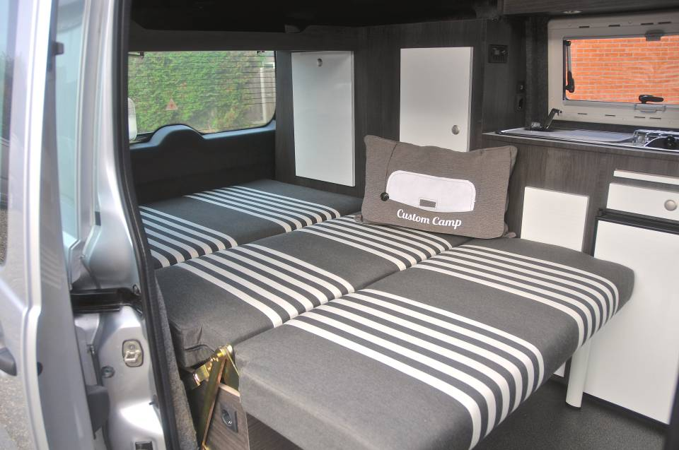 Citroen Jumpy camper