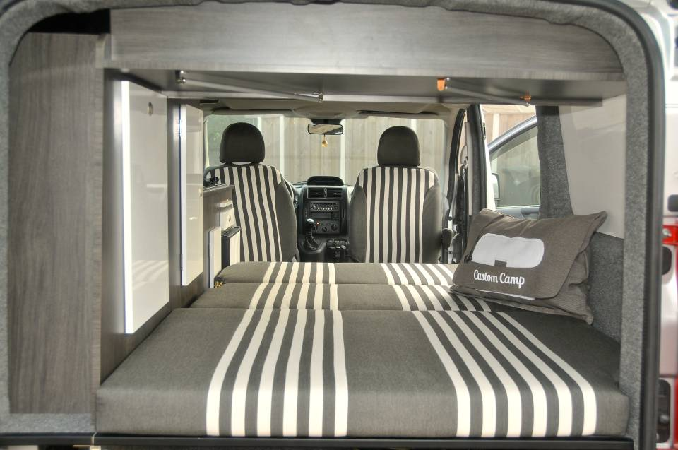 camper interieur - CustomCamp