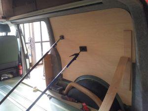 VW T5 camperinbouw