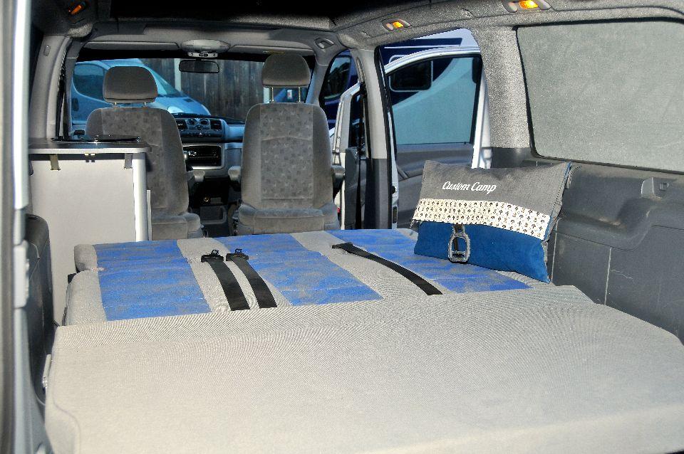 Mercedes Viano camper
