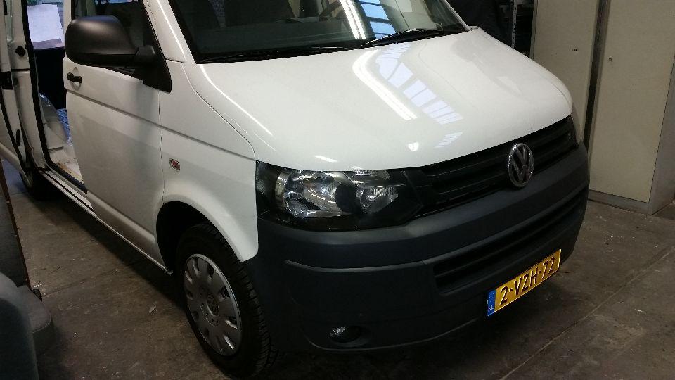 VW T5 camper (afgerond)