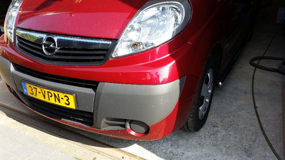 Opel Vivaro L2H2 camper (afgerond)