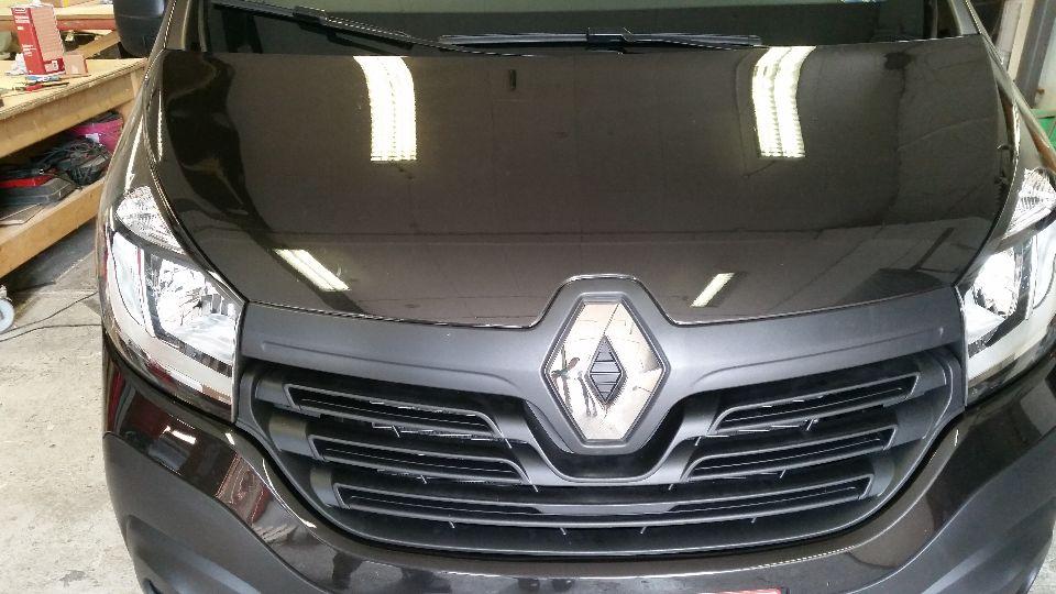 Renault Trafic NIEUW (afgerond)