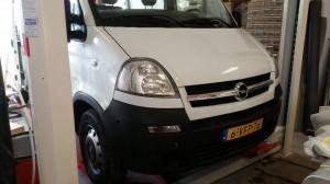 Opel Movano camper