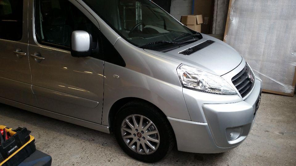 Fiat Scudo camper (afgerond)