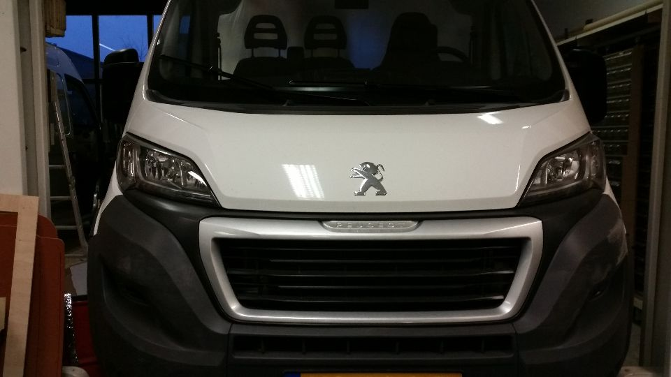 Peugeot Boxer L4H3 (afgerond)