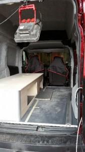 bus ombouwen