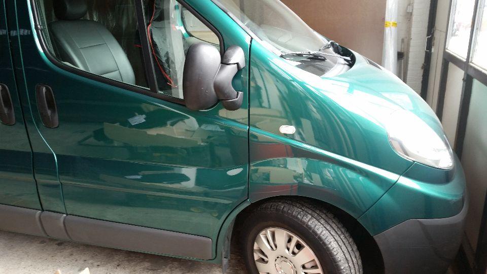 Renault Trafic L2H2 (afgerond)