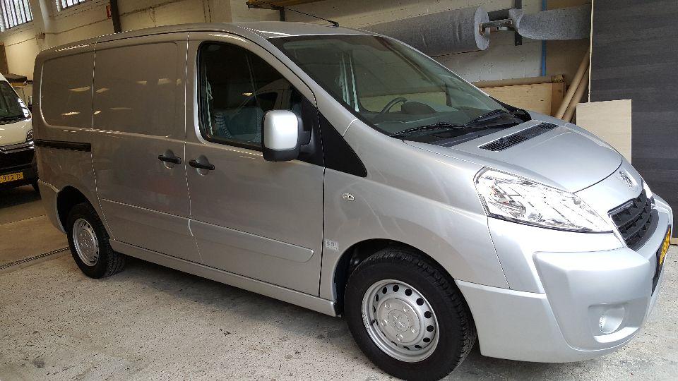 Peugeot Expert camper (afgerond)