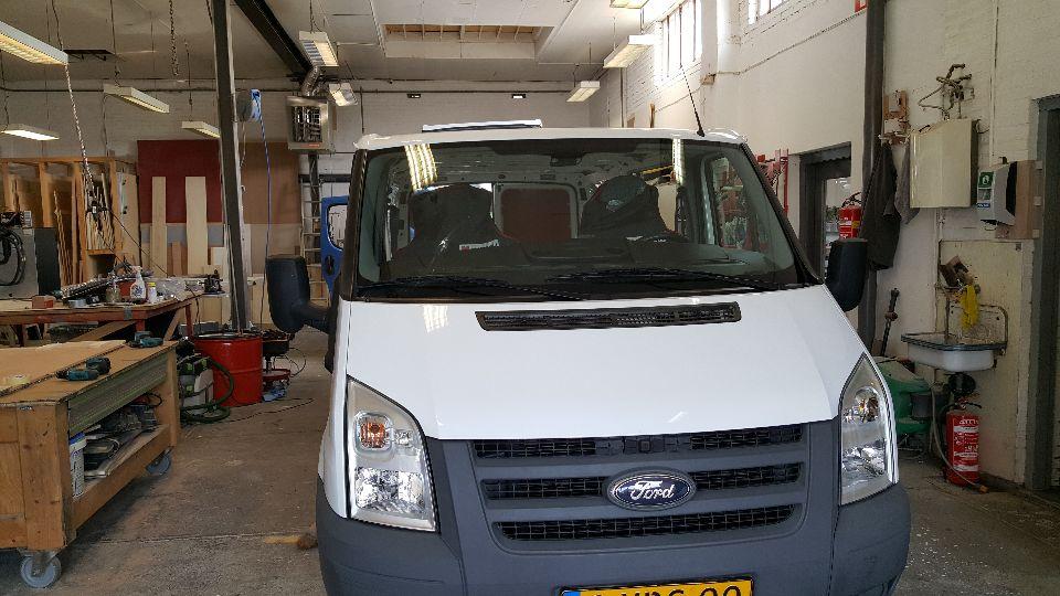 Ford Transit L2H1 camper (afgerond)