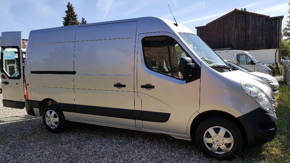 Renault Master L2H2 camper (afgerond)