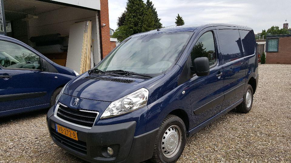 Peugeot Expert minicamper (afgerond)
