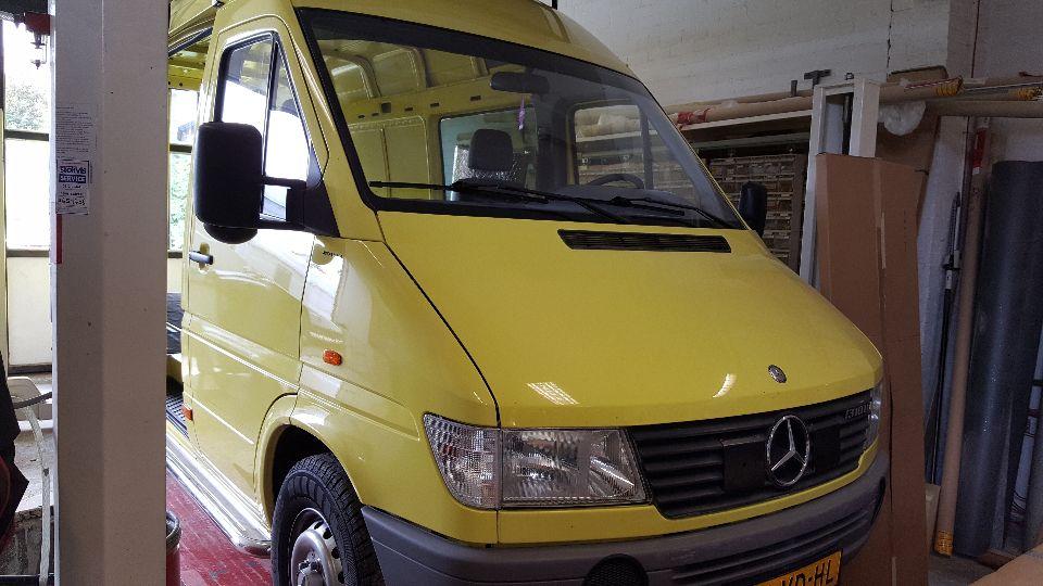 Mercedes Sprinter L4 H2
