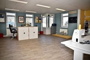 customcamp kantoor