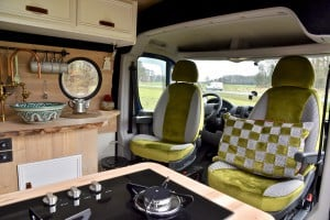 custom made camper