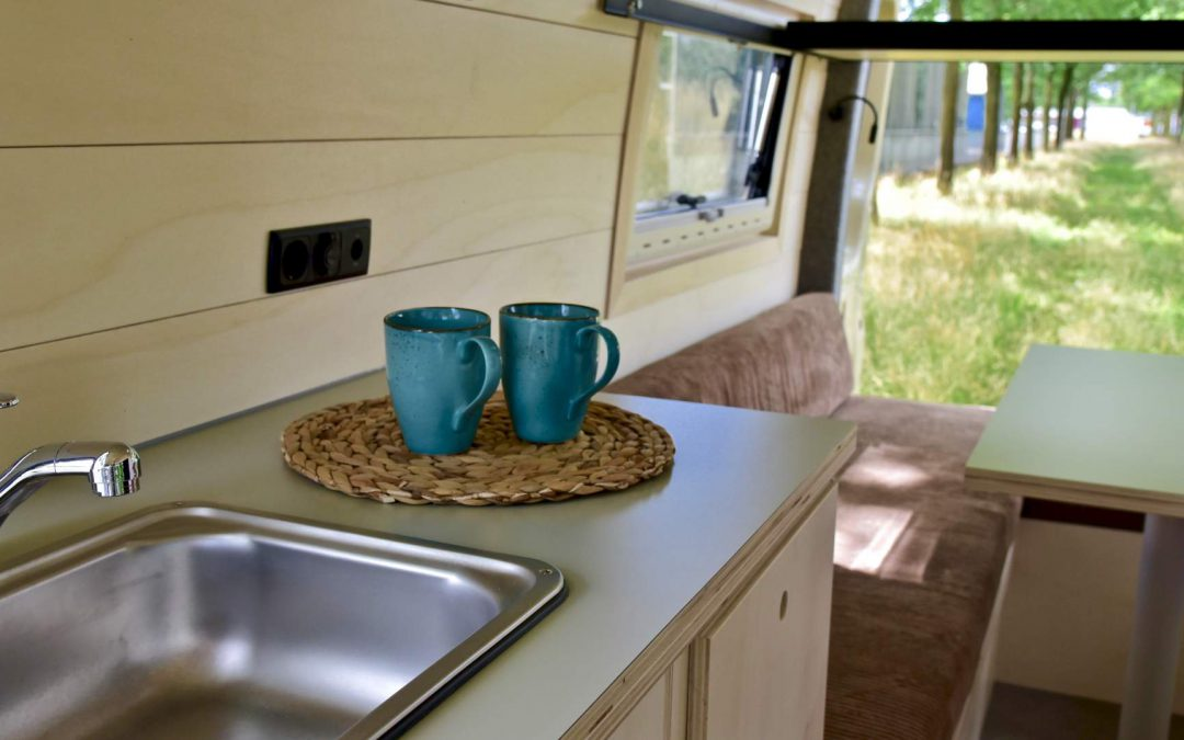 Off road 4×4 camper MB Sprinter