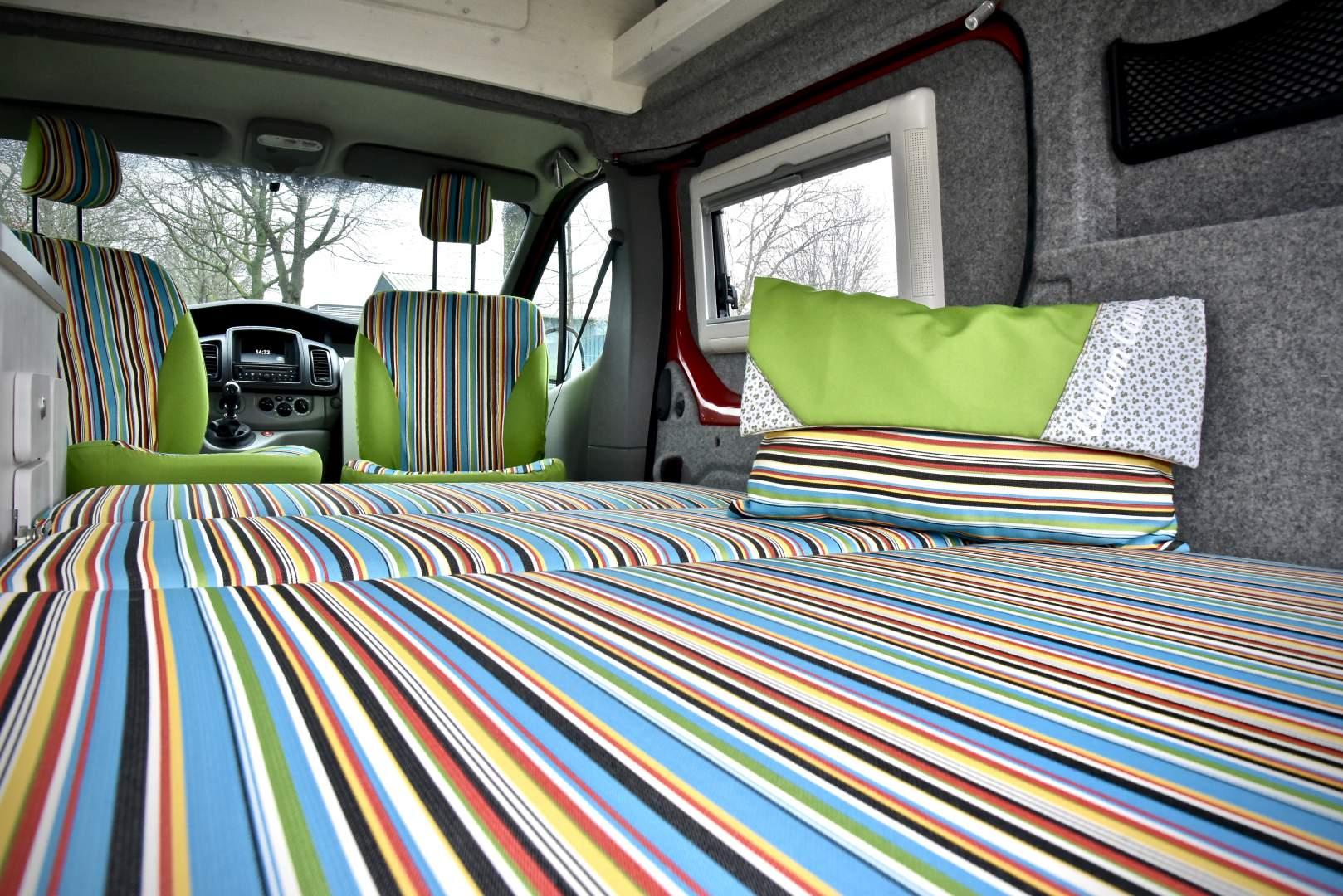 Compacte camper
