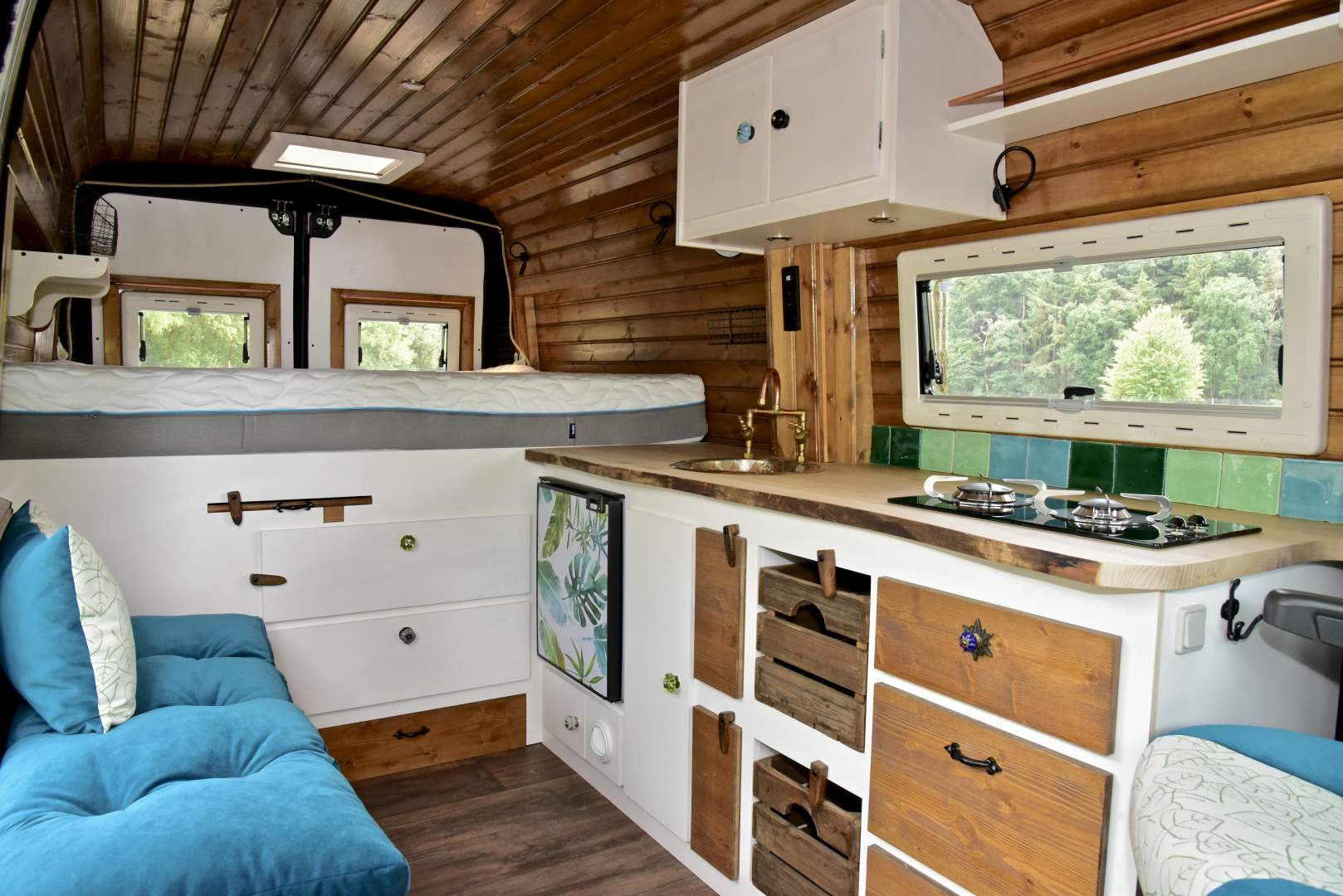 Super Custom Camper