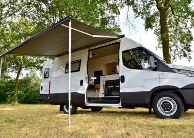customcamp kampeerauto op maat