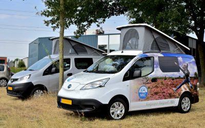 Nissan NV200-E camper