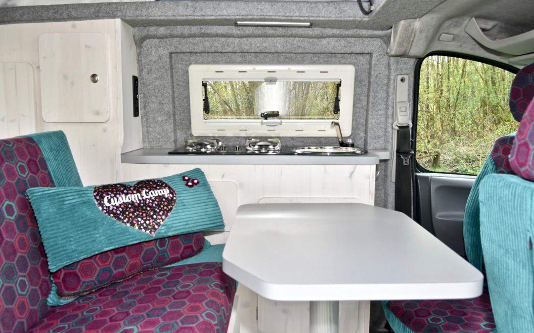 Peugeot Expert camper L1H1