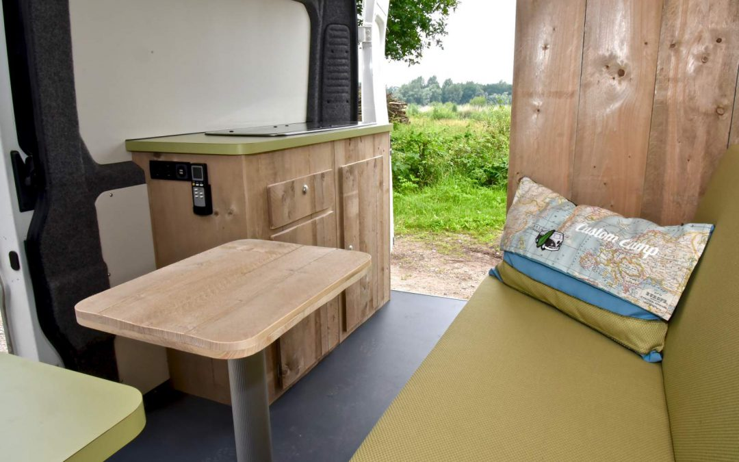 Citroen Jumper camper L2H2