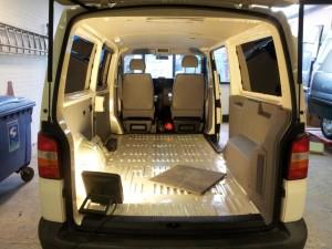 VW T5 camper