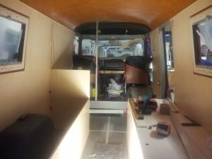inbouw camper