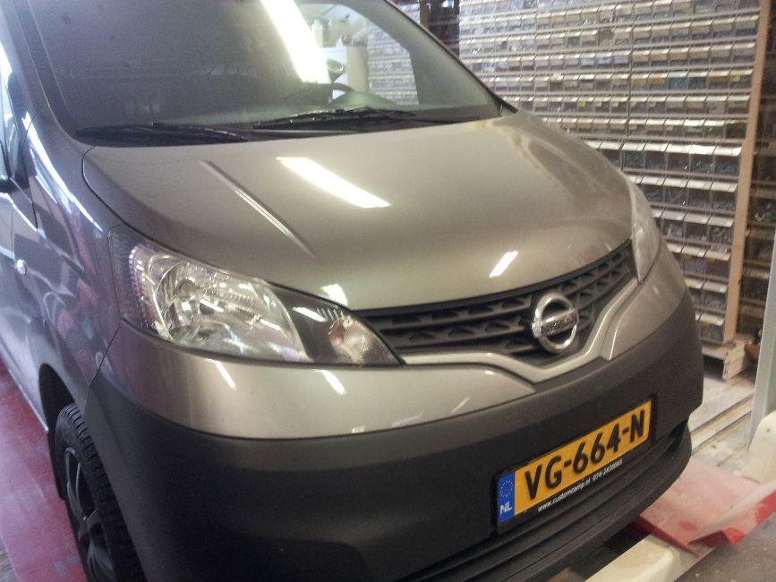 Nissan NV200 (afgerond)