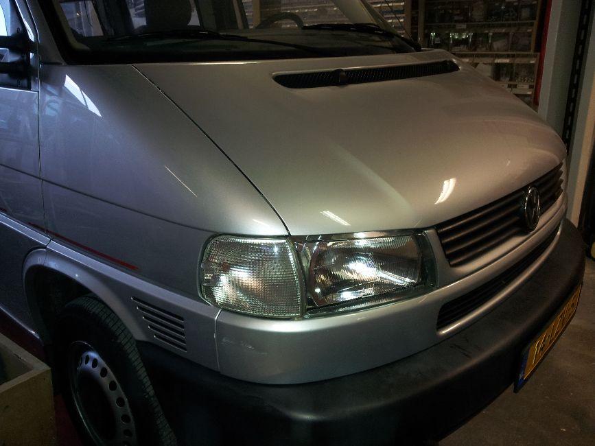 VW T4 camper (afgerond)