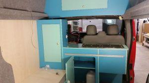 keuken camper