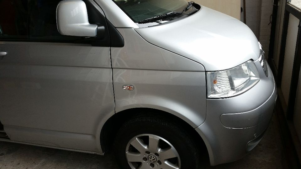 VW T5 Easy Fit Reimo (afgerond)
