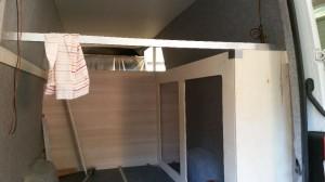 garage camper