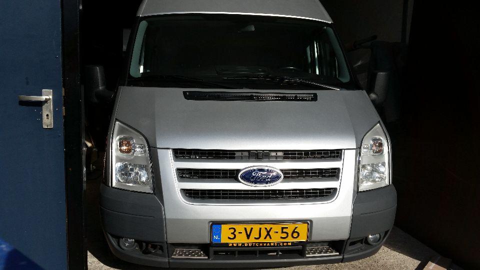 Ford Transit camper (afgerond)