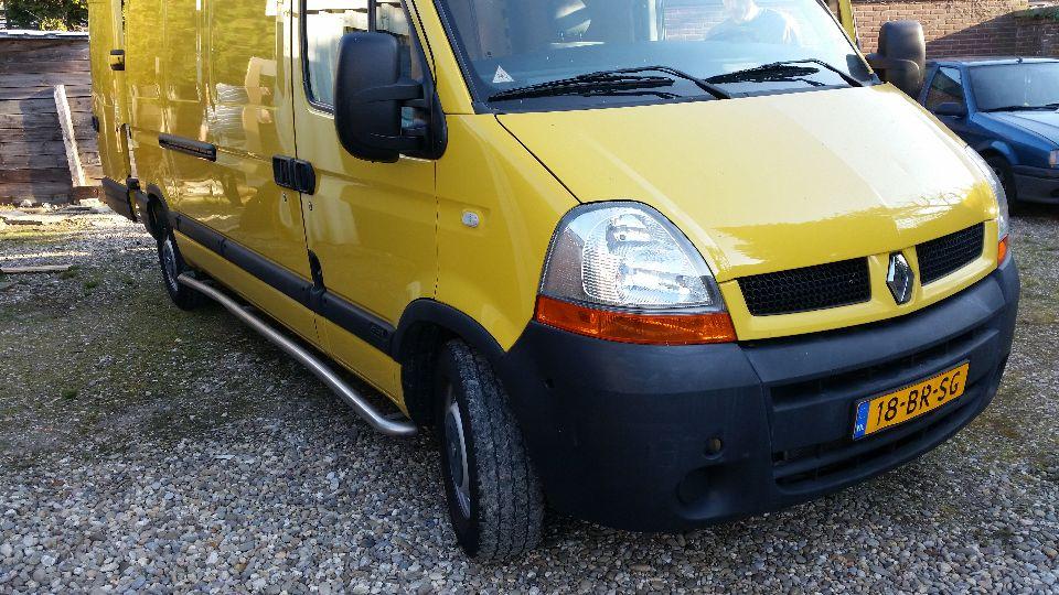 Renault Master L3H2 (afgerond)