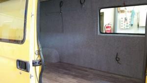 ombouwen bus naar camper