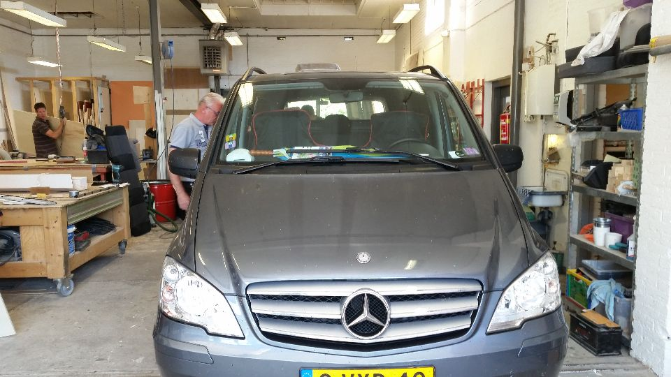 Mercedes Vito L2H1 (afgerond)