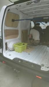 bus naar camper