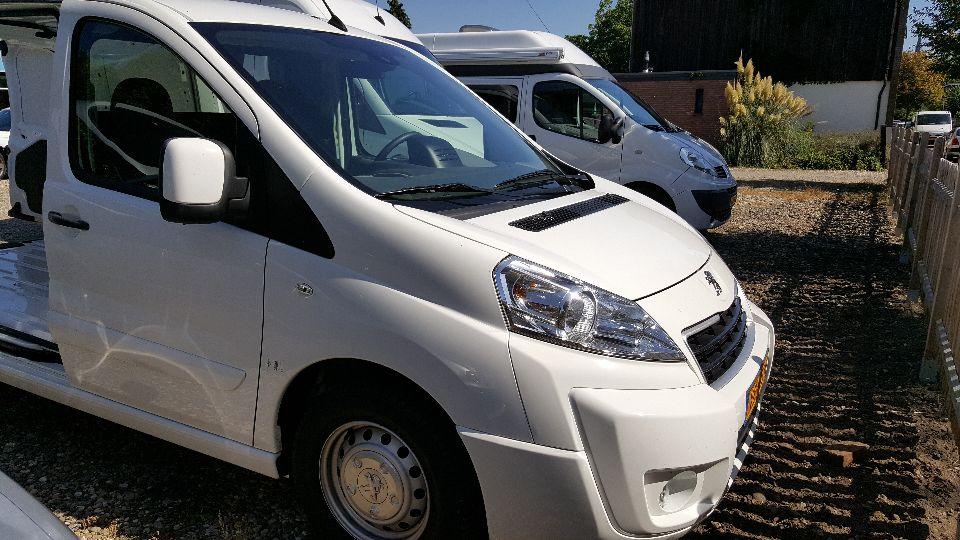 Peugeot Expert L1H1 DEMO camper (afgerond)