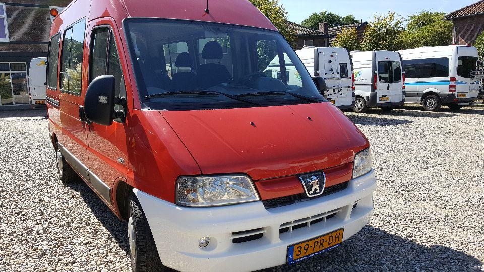Peugeot Boxer L1H2 (afgerond)