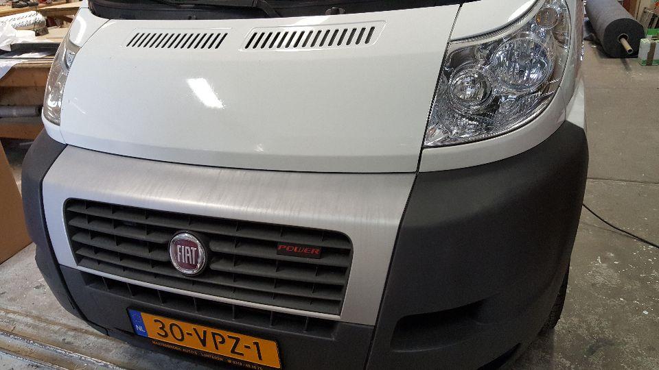 Fiat Ducato L2 H2 automaat camper (afgerond)