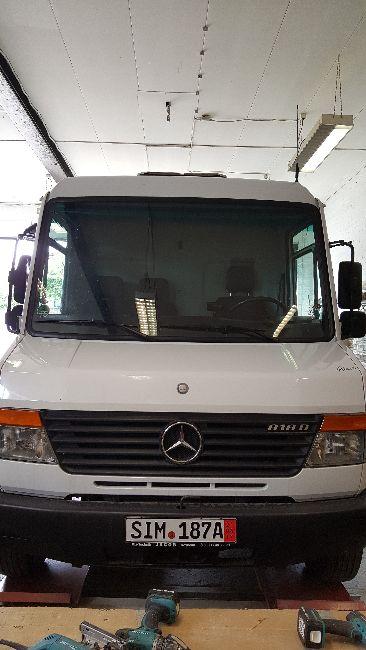 Mercedes Benz Vario 818D (afgerond)