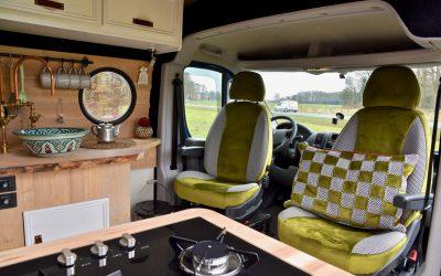 Peugeot Boxer camper extra lang